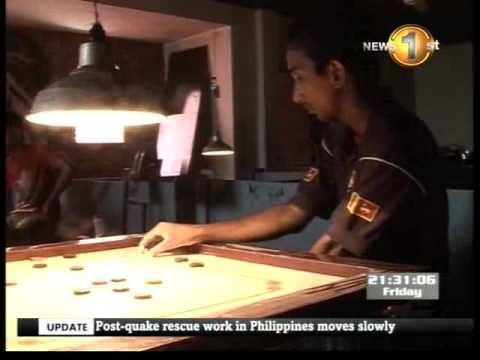 Newsfirst_Carom player Nishantha Fernando hopes to secure victory for SL