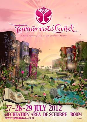 Tomorrowland .. Belgium.