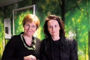 Niina ja Helena