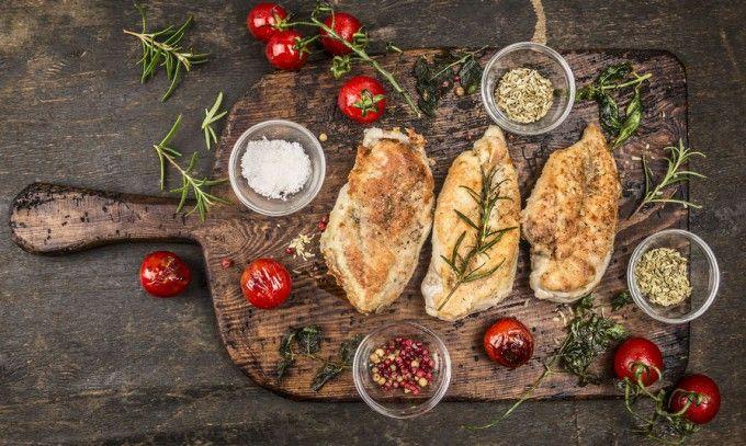 Escalop de pui | Retete culinare - Romanesti si din Bucataria internationala