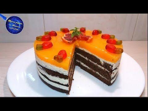 АПЕЛЬСИНОВЫЙ ТОРТ  ВКУСНЫЙ ТОРТ НА 8 МАРТА Изумительно #вкусный,ароматный с добавлением #апельсиновой цедры,оригинальный торт на 8 марта.Пропитанные апельсиновым соком коржи тают во рту.Порадуйте своих родных такой вкусной домашней выпечкой!! #Рецепт очень простой и легкий