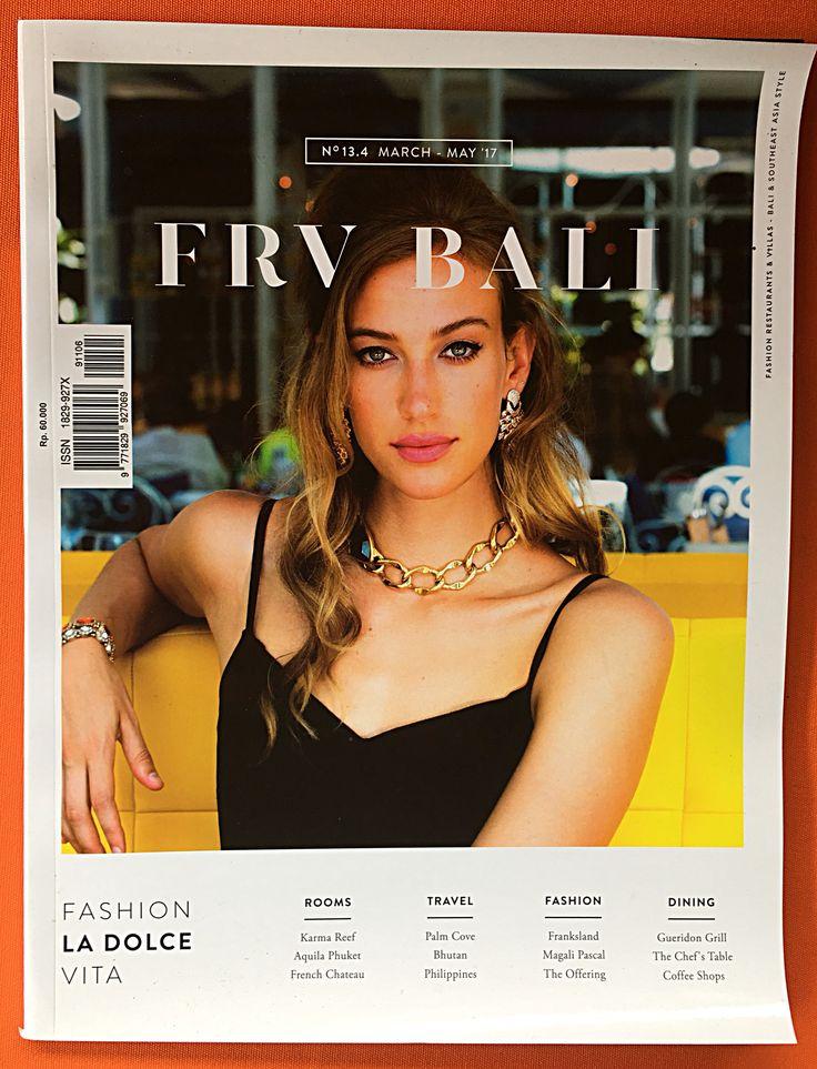 FRV Magazine Bali Vol. 13.4 Mar/Apr/May 2017