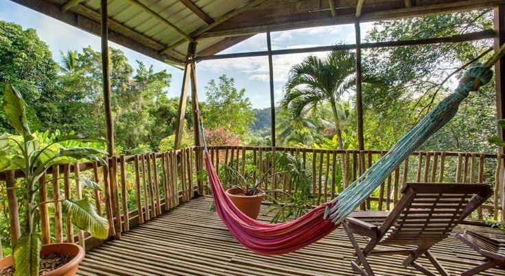 $69 Surrounded by tropical gardens, Maya Mountain Lodge & Tours outdoor pool, excellent restaurant reviews. no bar.