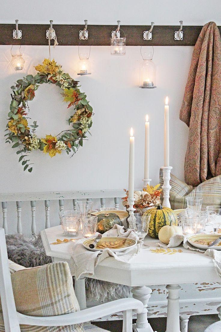 99 best Autumn Home images on Pinterest   Farm house styles, Autumn ...
