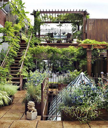 Rooftop Garden #smartvillesweepstakes