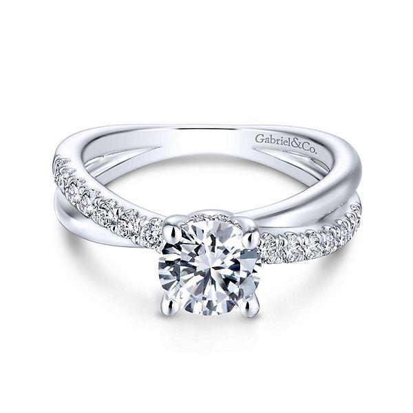 Overlapped Wedding Rings