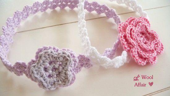Häkelanleitung Haarband mit Häkelblüte (31)