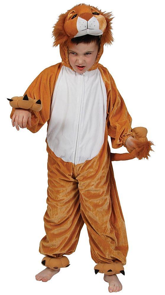 Kids Boogie Woogie Lion Fancy Dress Costume: Great Kids Lion Fancy Dress Costume perfect for a jungle themed fancy dress party.