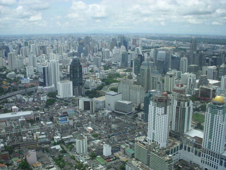 Thailandia - Bangkok : view