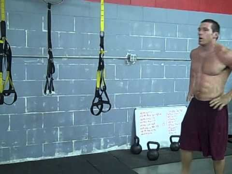 Post workout TRX stretching routine - YouTube