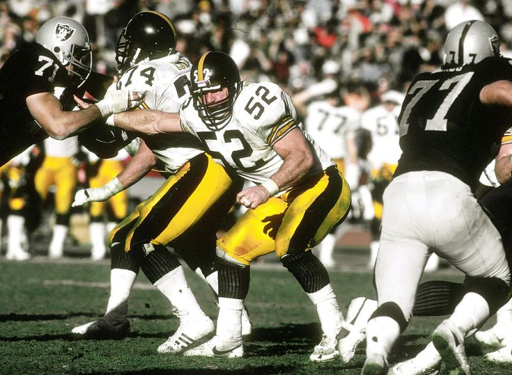 Mike Webster Pittsburgh Steelers The Best Offensive Lineman Who Ever Strapped On A Helmet