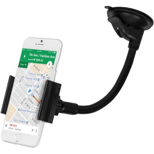 iHome Windshield Suction Cup Smartphone Car Mount Black - Electronics, Personal Electronics at Academy Sports Black (IH-CM316B) - Electronics, Pers...