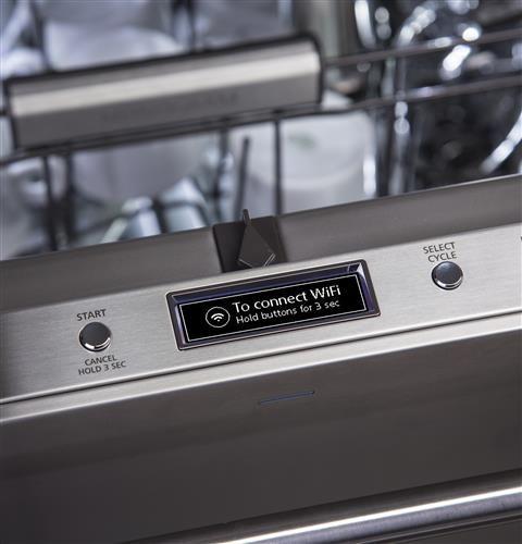 ZDT975SSJSS - Monogram Fully Integrated Dishwasher | Monogram Appliances