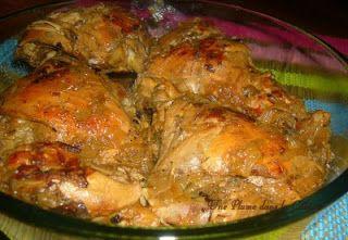 Fricassée de poulet à l'antillaise | Une Plume dans la Cuisine