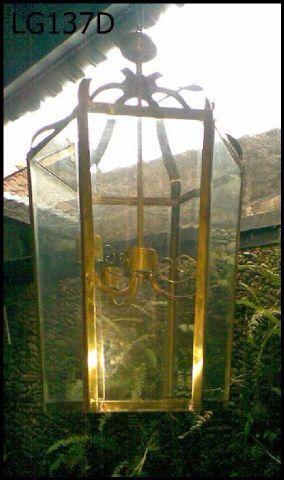 Lantern maroko jambu satengah
