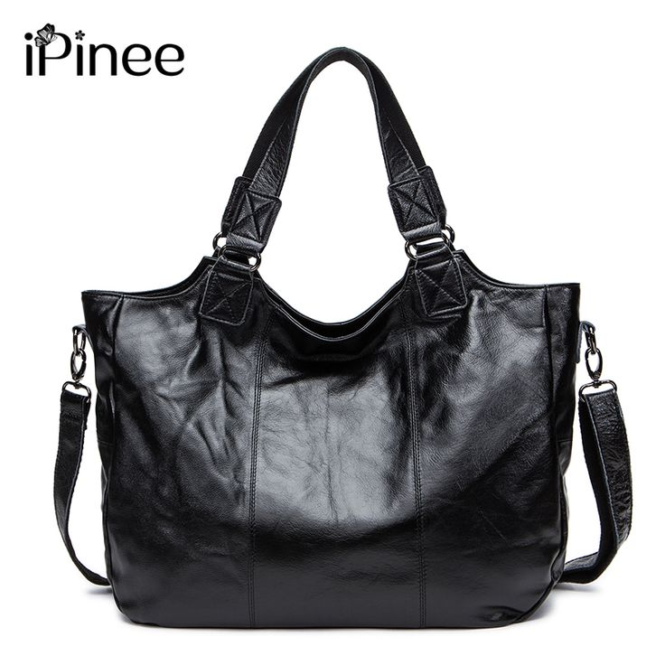 Aliexpress.com : Buy iPinee European Style Casual Handbags 2017 Large Capacity Tote Bag Travel Womens Messenger Bags Genuine Leather from Reliable bag genuine leather suppliers on iPinee Store