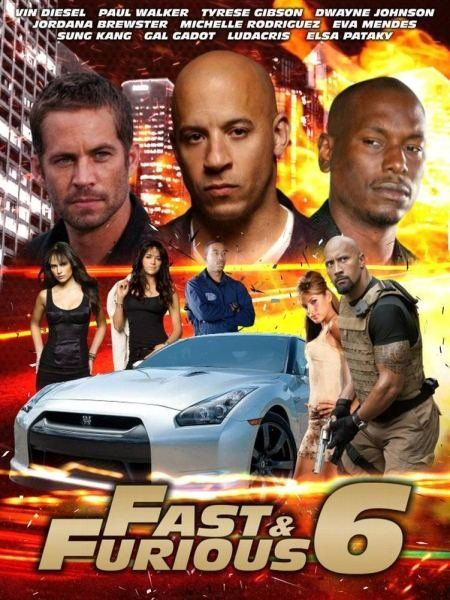 Fast and Furious 6 Full Movie Watch Online | Watch Online Full Movie Free Eva wasn't in it but ok....