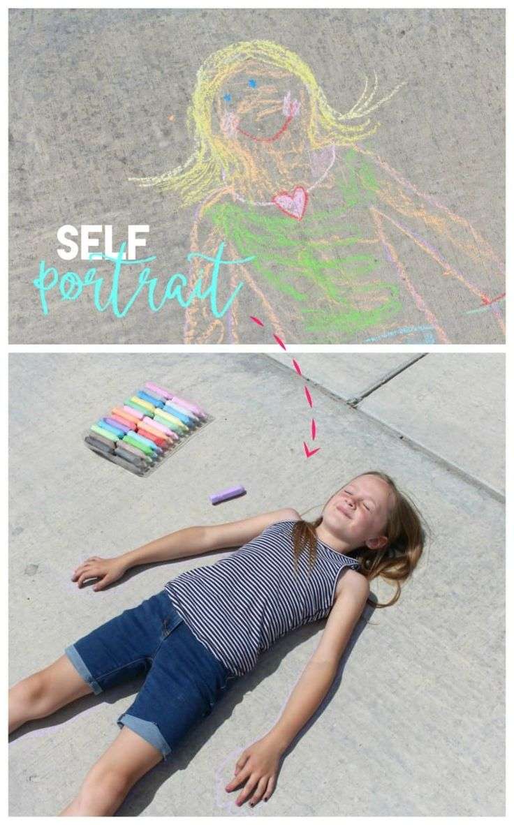 15 awesome games and activities to do with sidewalk chalk!  – preschool outdoors
