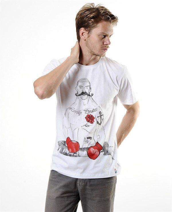 Troom Boxer Pirate Erkek Tişört