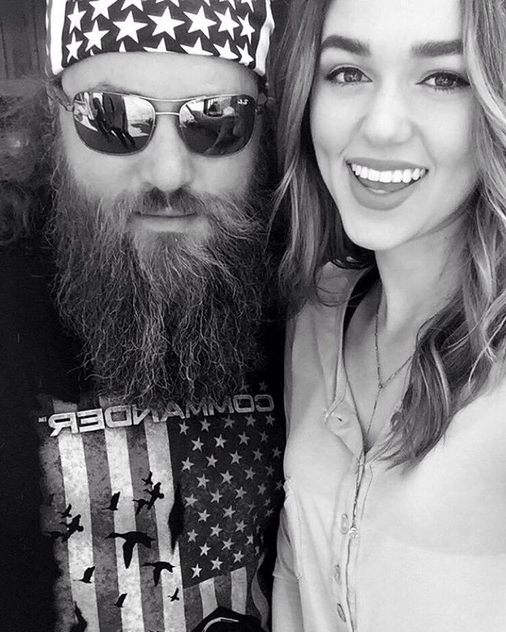 "Sadie Robertson and Willie Robertson ""3.17.16"""