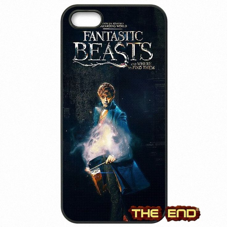 Fantastic Beasts and Where to Find Them Phone Case For Microsoft Nokia – Wizard-Store