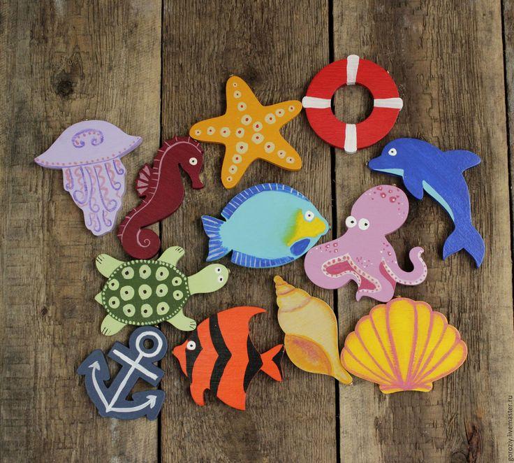 Купить Морская рыбалка в мешочке - комбинированный, рыбалка, магнитная рыбалка…