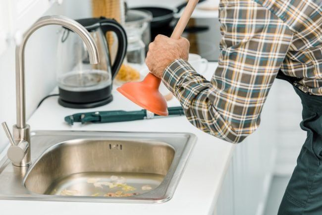 Solved What To Do When Your Kitchen Sink Is Clogged Sink