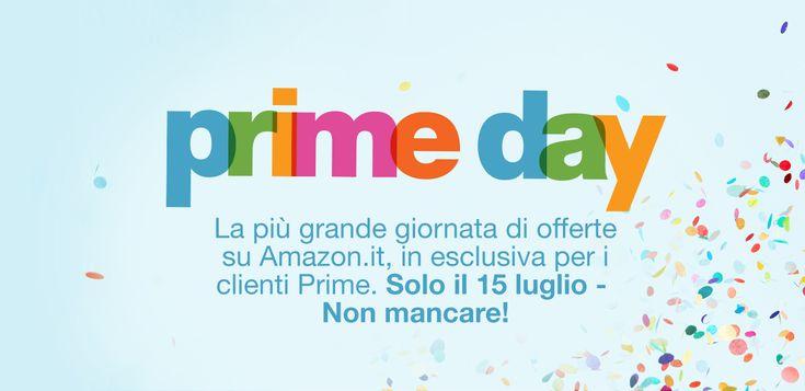 Maxi Sconti: festeggia i 20 anni di Amazon SOLO mercoledì 15 luglio!
