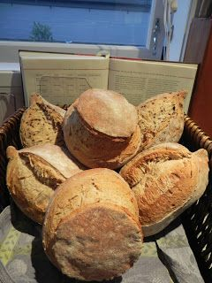 Discovering Bread Local Breads Czech Country Zitny