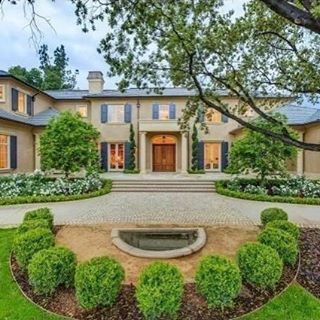 Soulmate24.com Majestic French Colonial Home in Arcadia, California.… #luxe #luxurylife #luxuryhome #estate #mansionhomes Mens Style
