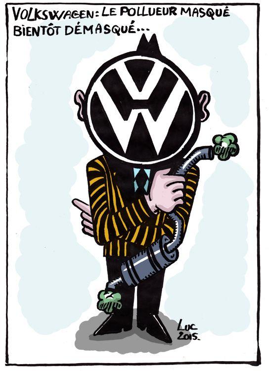 #volkswagen #logiciel #tricheur #pollution #pollueur #constructeur #automobile