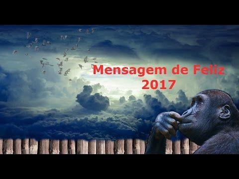 Mensagem de Feliz 2017 -Washington Luiz Rodrigues