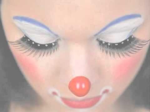 professional clown makeup - Google Search