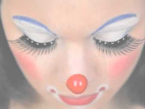 professional clown makeup - Google Search
