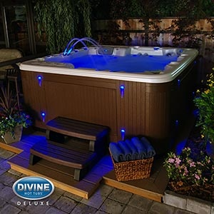 1000 images about spa hot tube on pinterest deck pergola copper wall and decks. Black Bedroom Furniture Sets. Home Design Ideas
