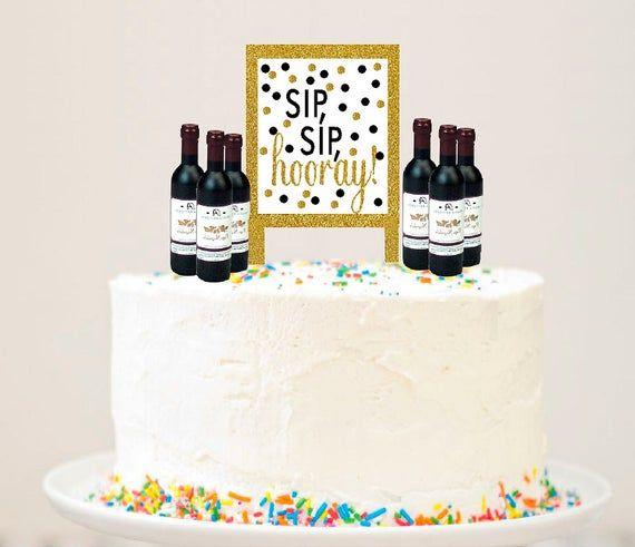 Alcohol Lovers Liquor Bottles Eat Drink & Be Merry Cake ...