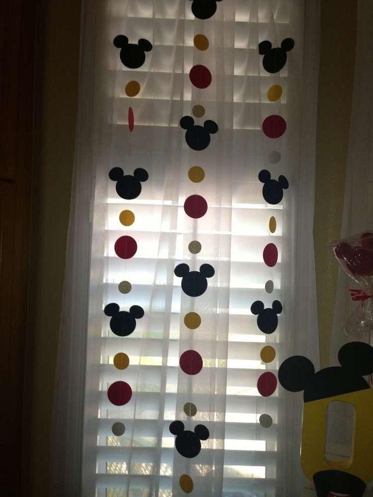 Mickey Mouse Birthday Party Ideas | Photo 1 of 24 | Catch My Party