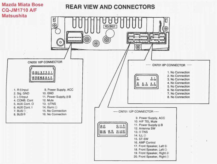 15 Pioneer Car Stereo Wiring Diagram, Sony Xplod Radio Wiring Diagram