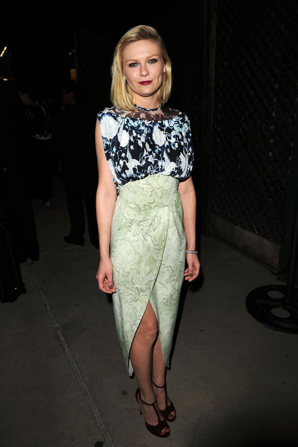 What Kirsten Dunst Will Wear In The New Rodarte Movie | The Zoe Report