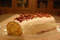 Daim (Heath bar) cake!