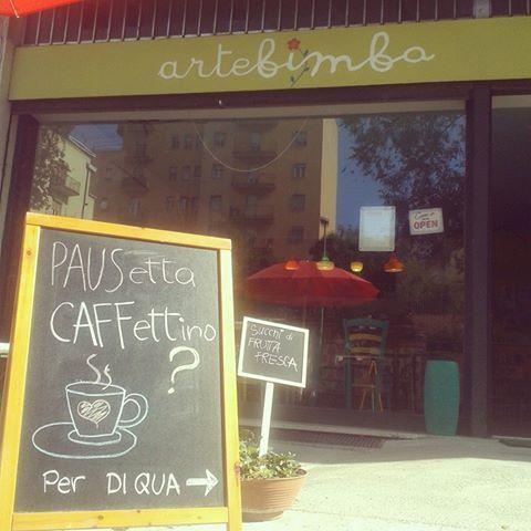 PAUSetta CAFFEttino?