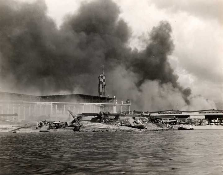 Pearl Harbor on December 7, 1941