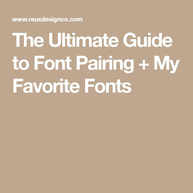 Best 25+ Font pairings ideas on Pinterest Font combinations - what font should a resume be
