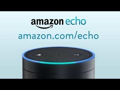 Amazon Echo is a new intelligent speaker, spookily like the computer from Star Trek.