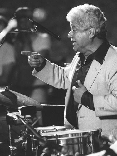 Tito Puente: 'El Rey'.