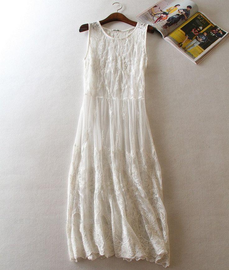 roupas bayan elbise long white lace brief casual harajuku vestido punk robe longue femme vestiti ukraine dress
