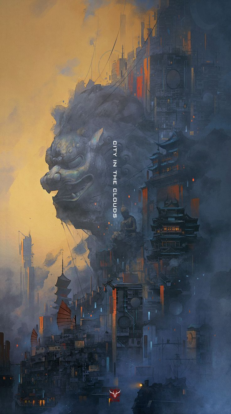 theartofanimation: Zhichao Cai - https://www.behance.net/trylea