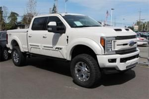 New Lifted Truck For Sale 2017 Ford F250 Lariat Diesel FTX in Lynnwood