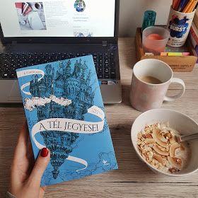 tíz kicsi könyv: Levesz a lábadról ✦ Christelle Dabos - A tél jegyesei