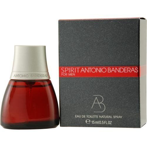 SPIRIT by Antonio Banderas Cologne for Men (EDT SPRAY .5 OZ) by SPIRIT. $22.00. Recommended Use: evening. Concentration: Eau De Toilette. 100 % Genuine Fragrance.. Year Introduced: 1996. Size: .5 OZ. 100% Authentic SPIRIT by Antonio Banderas Cologne for Men (EDT SPRAY .5 OZ). Manufactured by the design house of Antonio Banderas. SPIRIT for MEN possesses a blend of The masculine scent of fresh, green woods.. This product was released in 1996. It is recommended fo...